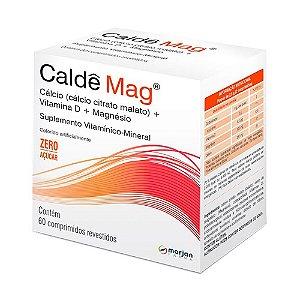 Caldê Mag Com 60 Comprimidos Suplemento Vitamínico Mineral