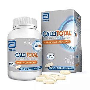 Calcitotal Com 60 Cápsulas Abbott