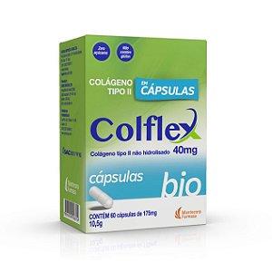 Colflex Bio Colágeno Com 60 Cápsulas