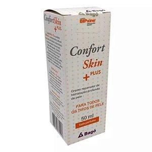 Confort Skin Plus Creme Reparador Tratamento Laser 50ml