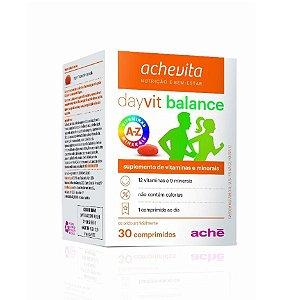 Dayvit Balance 30 Comprimidos Suplemento Vitamínico Mineral