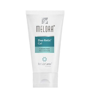 Duo Retix Gel Melora Tratamento Antiacne 30g