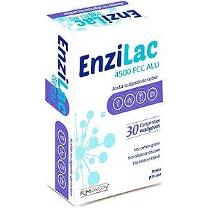 Enzilac 4500ui Com 30 Comprimidos Mastigaveis