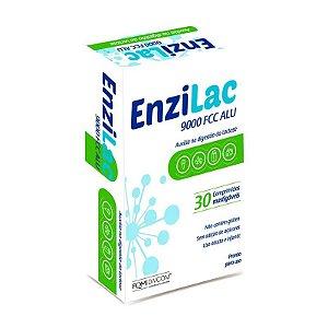 Enzilac 9000ui Com 30 Comprimidos Mastigaveis