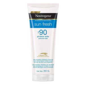 Neutrogena Sun Fresh Fps 90 Protetor Solar 200ml