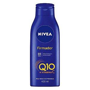Nivea Creme Firmador Q10 + Vitamina C Pele Seca 400ml