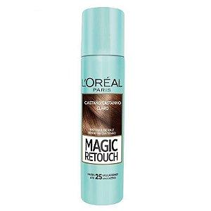 Loréal Paris Magic Retouch Castanho Claro 75ml