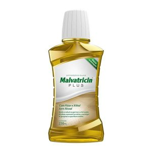 Antisséptico Bucal Malvatricin Plus 250ml