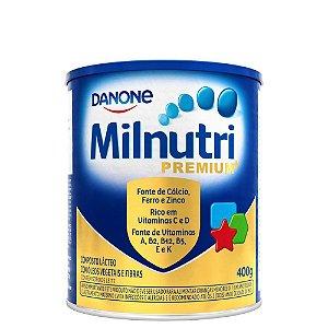 Milnutri Premium Danone Composto Lácteo 400g