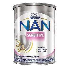 Nan Sensitive Fórmula Infantil para Lactentes 800g