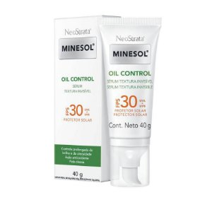 Neostrata Minesol Oil Control Sérum Fps 30 40g
