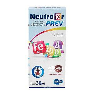 Neutrofer Prev Suspensão Com 30ml