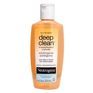 Neutrogena Deep Clean Adstringente Facial 200ml