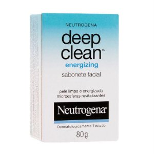 Sabonete Facial Neutrogena Deep Clean Energizing 80g