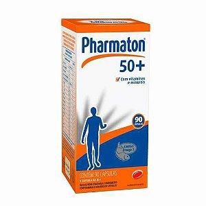 Pharmatom 50+ Com 90 Cápsulas