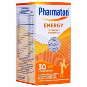 Pharmaton Energy com 30 Comprimidos
