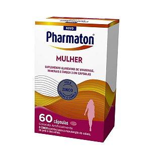 Pharmaton Mulher com 60 Cápsulas