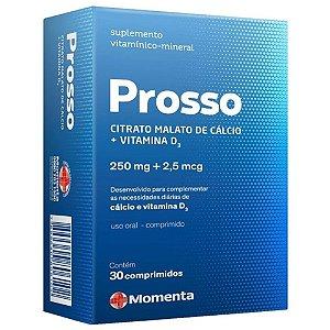 Prosso 250mg com 30 Comprimidos