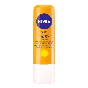 Nivea Protetor Solar Labial Sun Protect Fps 30 Stick 4,8g