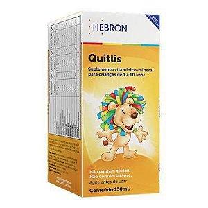 Quitlis Suplemento Vitamínico Mineral Solução 150ml
