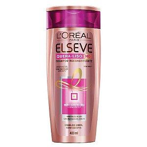 Shampoo Elseve Quera Liso 400ml
