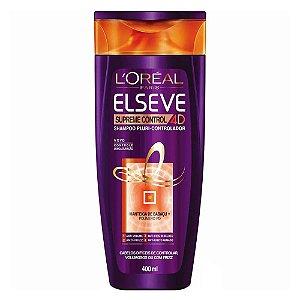 Shampoo Elseve Supreme Control 4D 400ml