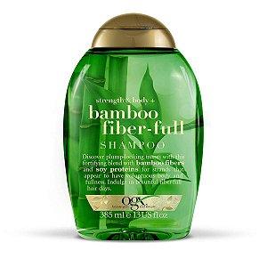 Shampoo Ogx Bamboo Fiberfull 385ml