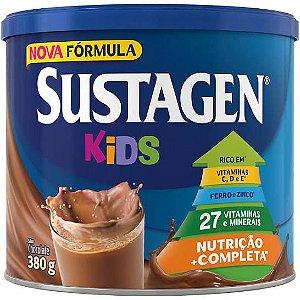 Sustagen Kids Chocolate Complemento Alimentar Infantil 380g
