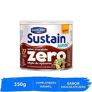 Sustain Junior Zero Açúcar 350g Sabor Chocolate