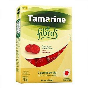 Tamarine Fibras 70g Sabor Morango com 14 Gomas