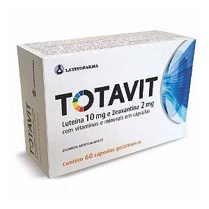 Suplemento Alimentar Totavit com 60 Cápsulas