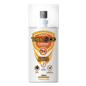 Triblock Adulto Icaridina Repelente Spray 100ml