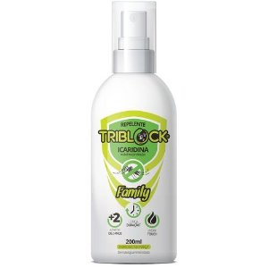 Triblock Family Icaridina Repelente Spray 200ml