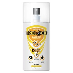 Triblock Kids Icaridina Repelente Spray 100mL