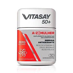 Vitasay 50+ Mulher com 30 Comprimidos