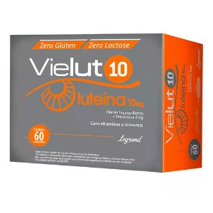 Vielut 10 Vitaminas e Minerais Com 60 Comprimidos