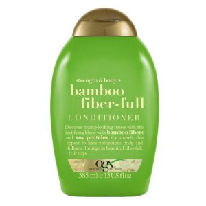 Ogx Bamboo Fiber Full Condicionador 385ml