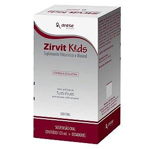 Zirvit Kids Suspensão Oral 100ml