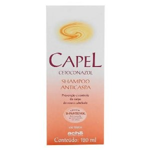 Capel Shampoo Anticaspa 120ml