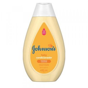 Condicionador Johnson's Baby Regular 400ml