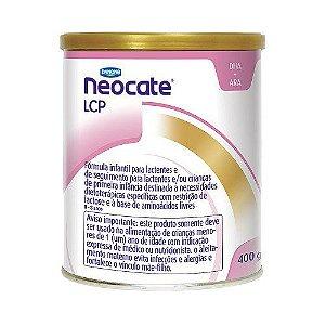 Neocate Lcp Fórmula Infantil Em Pó Lata 400g