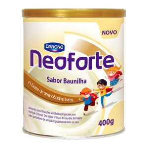 Neoforte Suplemento Infantil Sabor Baunilha 400g