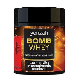 Máscara Capilar Yenzah Bomb Whey 480g