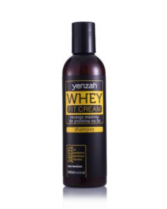 Shampoo Yenzah Power Whey Fit Cream 240ml