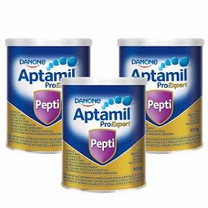 Aptamil Pepti Pro Expert 800g 3 Unidades