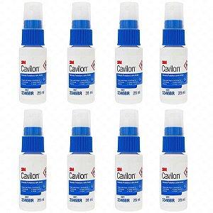 Cavilon 3m Spray Protetor Cutâneo 28ml 8 Unidades