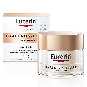 Creme Facial Eurecin Hyaluron Filler + Elasticity Dia FPS15