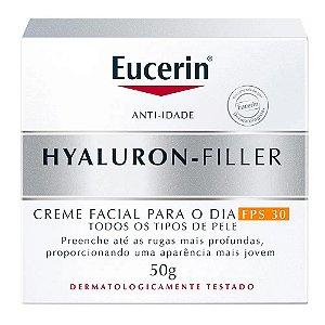 Eucerin Anti-idade Hyaluron-Filler Fps 30 50g