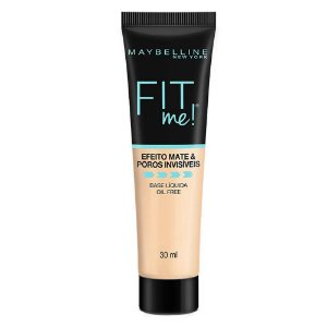 Base Líquida Fit Me! Maybelline Cor B80 30ml