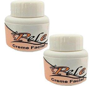 Creme Facial Clareador Melasma Nova Pele 25g 2 Unidades